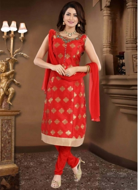 Readymade Churidar Salwar Suit
