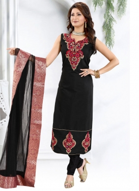 Readymade Churidar Salwar Suit For Ceremonial