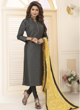 Readymade Churidar Suit