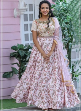 Readymade Classic Gown For Festival