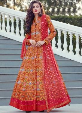 Readymade Designer Gown For Festival