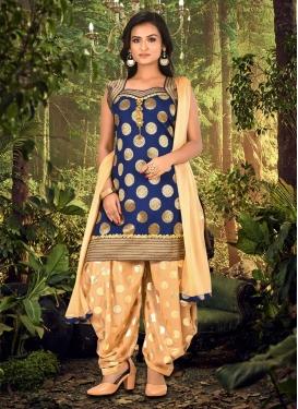 Readymade Designer Salwar Suit For Festival