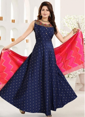 Readymade Long Length Gown