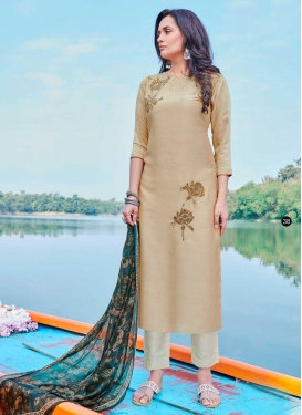 Readymade Salwar Suit For Ceremonial