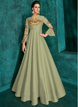 Readymade Trendy Gown
