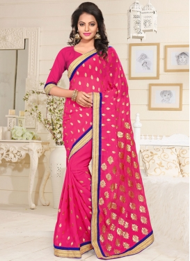 Refreshing Traditional Saree