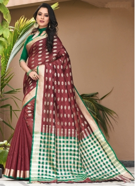 Regal Art Silk Festival Designer Traditional Saree