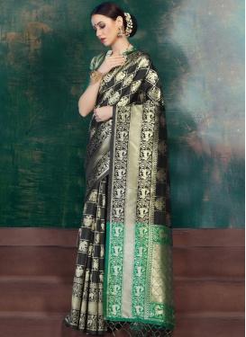 Remarkable Banarasi Silk Classic Saree