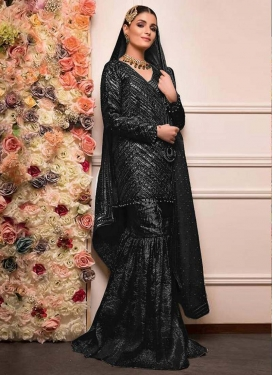 Sharara Salwar Suit