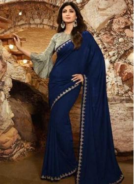 Shilpa Shetty Traditional Designer Saree