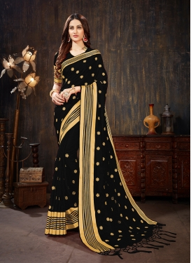 Sightly Art Silk Festival Silk Saree