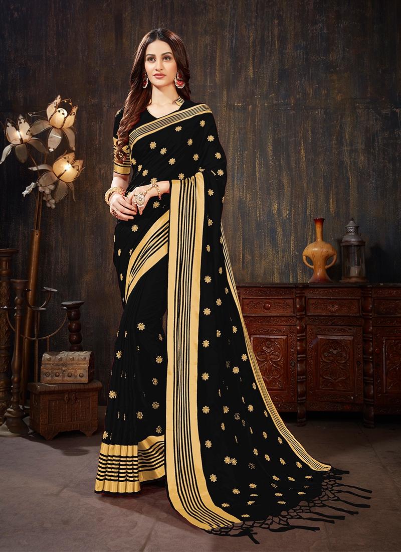 Sightly Art Silk Festival Silk Saree