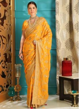 Silk Classic Saree For Bridal