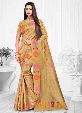 Specialised Traditional Saree For Festival
