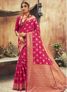 Stone Work Trendy Classic Saree
