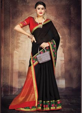 Strange Art Silk Weaving Casual Saree