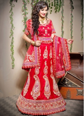 Surpassing Designer Lehenga Choli For Sangeet