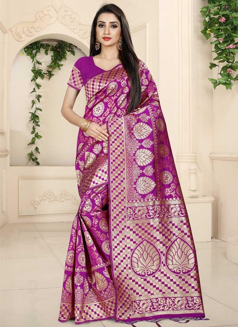 Thread Work Classic Saree