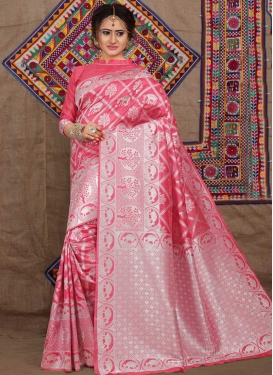 Thread Work Traditional Designer Saree
