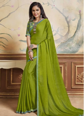Traditional Designer Saree