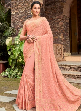 Traditional Designer Saree For Bridal