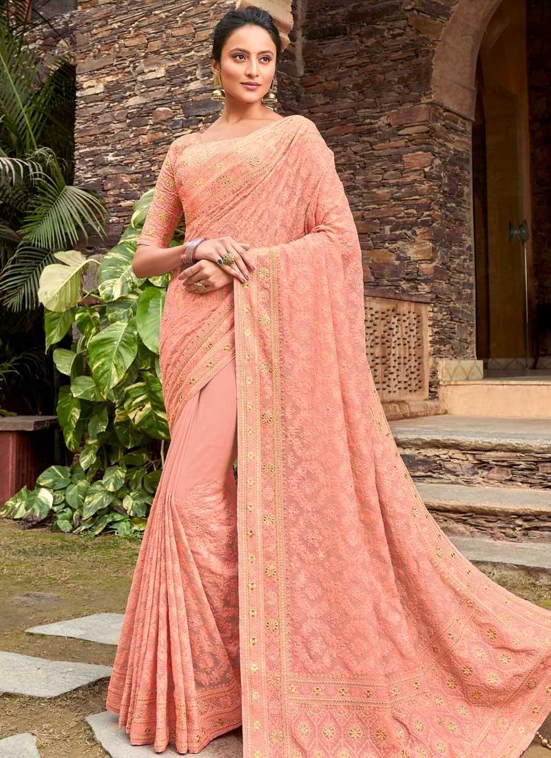 Traditional Designer Saree For Bridal