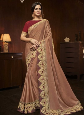 Traditional Designer Saree For Party