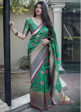 Traditional Saree For Ceremonial
