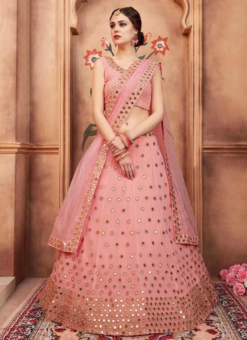 Trendy A Line Lehenga Choli For Party