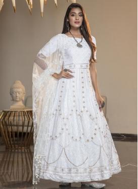 Trendy Anarkali Salwar Kameez