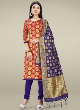 Trendy Churidar Salwar Kameez For Casual