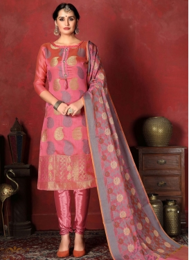 Trendy Churidar Salwar Suit