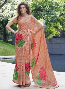 Trendy Classic Saree
