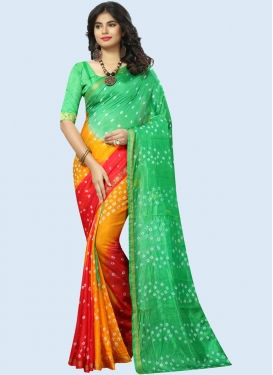 Trendy Classic Saree For Casual