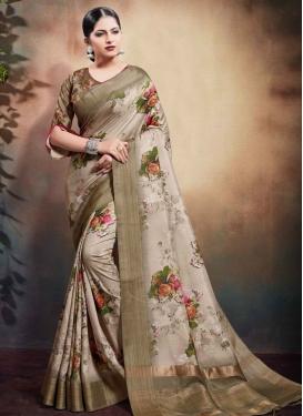 Trendy Classic Saree For Festival