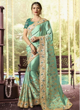 Trendy Classic Saree For Party