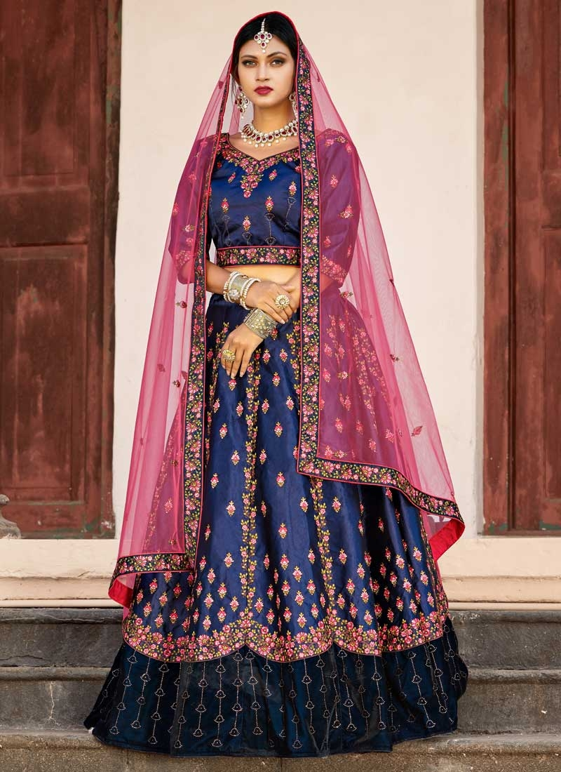 Trendy Designer Lehenga Choli For Bridal