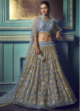 Trendy Designer Lehenga Choli For Ceremonial