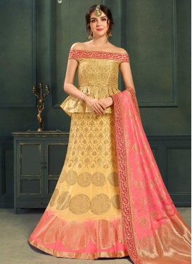 Trendy Designer Lehenga Choli For Festival