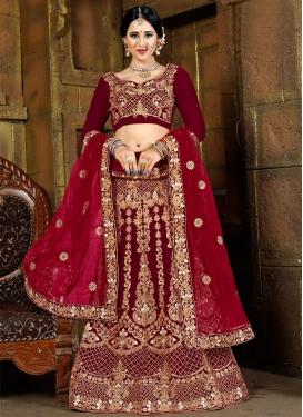 Trendy Lehenga For Bridal