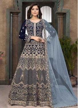 Trendy Long Length Anarkali Suit