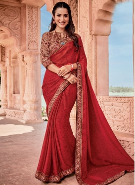 Trendy Saree For Casual