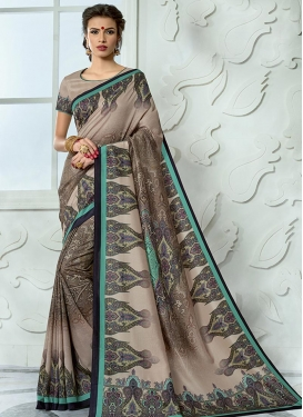 Tussar Silk Traditional Saree For Ceremonial