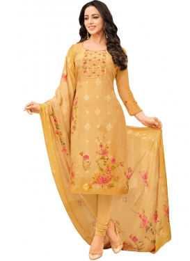 Viscose Pakistani Straight Salwar Suit