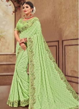 Viscose Traditional Designer Saree