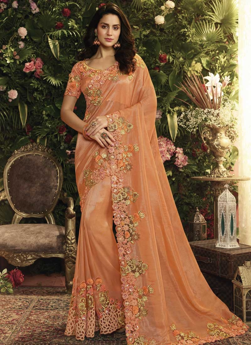 Viscose Traditional Designer Saree