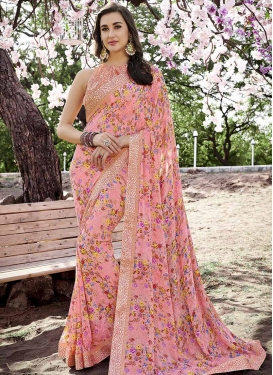 Weight Less Designer Contemporary Style Saree For Casual