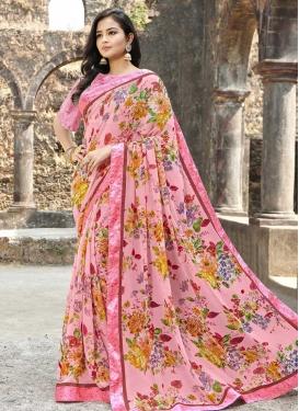 Weight Less Designer Traditional Saree