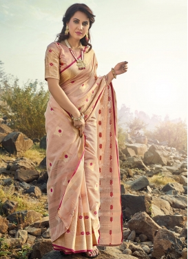 Woven Work Classic Saree