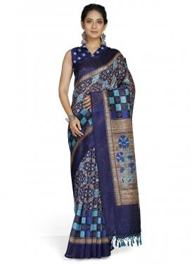 Woven Work Designer Contemporary Style Saree